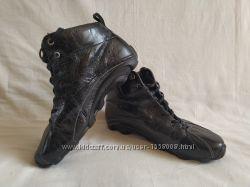 Ботинки кожаные ECCO Размер 38 Идеальные Made In Indonesia