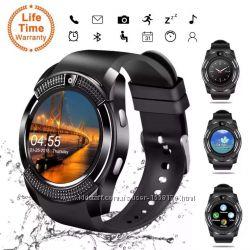 Умные часы Smart Watch V8, Y1 розумний смарт годинник мужские женские