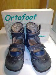 Ортопедические туфли Ortofoot 17 см.