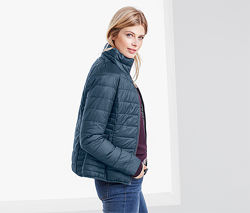 Сверхлегкая двухсторонняя стеганая женская куртка TCM Tchibo  Германия
