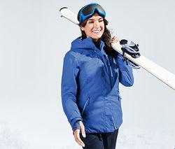 Высокотехнологичная женская лыжная куртка класса  Премиум ТСМ Tchibo.