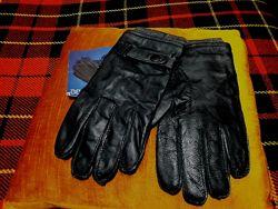 Lidl Livergy Мужские кожаные перчатки. Германия.