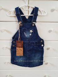 Новый джинсовый комбинезон сарафан платье Cool Club Zara