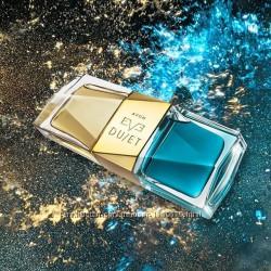 Новинка - парфюм. вода EVE Duet Contrasts, двойной аромат Avon