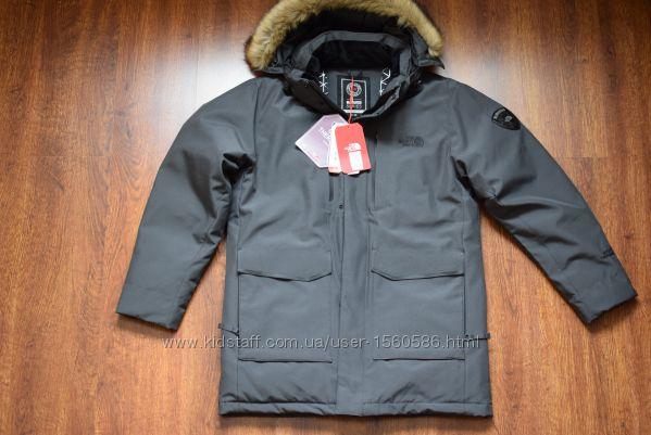 Пуховик мужской The North Face McMurdo р. M-XL Новый Распродажа