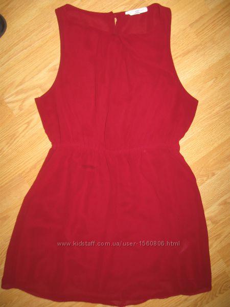 Легеньке шифонове плаття роз. L New Look