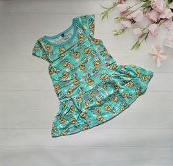 Платье детское с ельзой холодное сердце дисней