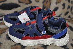 Детские легкие кроссовки для мальчика р.26-37