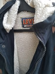 Теплая зимняя куртка Levis