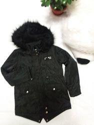 фирменная курточка для девочки