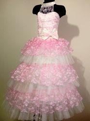 Платье детское Помпадур