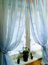 Новые Готовые шторы на кухню в зал детскую