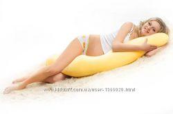 Подушка для беременных NOTA Exclusive, Наволочка на выбор входит в комплект