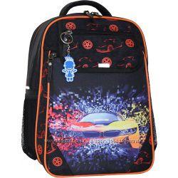 Рюкзаки школьные жесткая спинка Bagland для мальчиков 58070