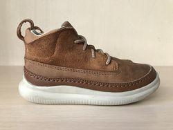 Детские кожаные ботинки Clarks оригинал