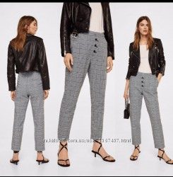 Стильные брюки MANGO Испания