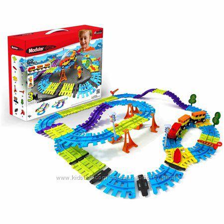 3D железная дорога Modular Toys
