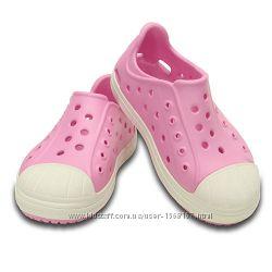 Кеды CROCS Bump It Shoe Carnation, размеры С7, С9, J1