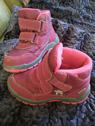 Cапожки ботинки Impidimpi демисезонные 15. 8 см.