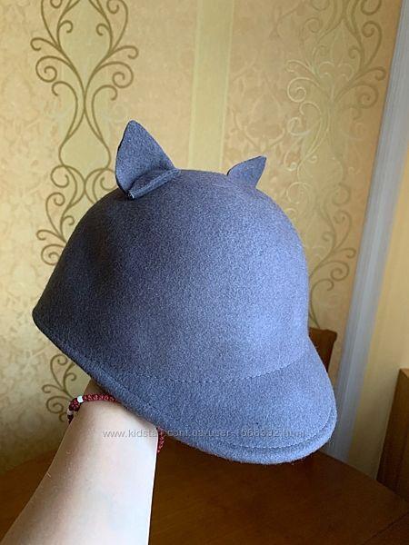 Жокейская кепка Zara.