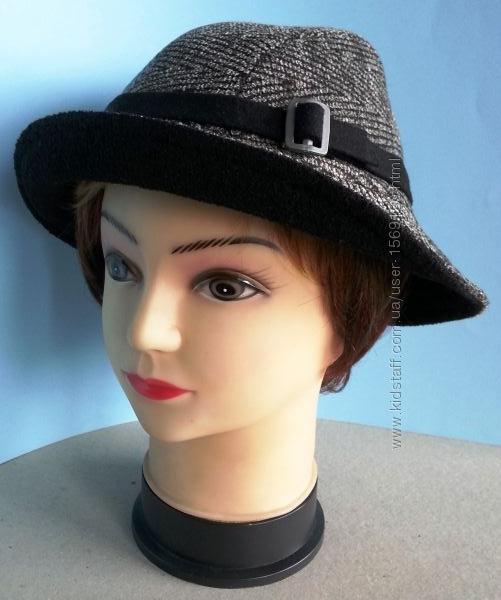 Шляпа женская. Федора. Клош