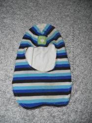 Шлем шерстяной на флисе р на 3-8лет