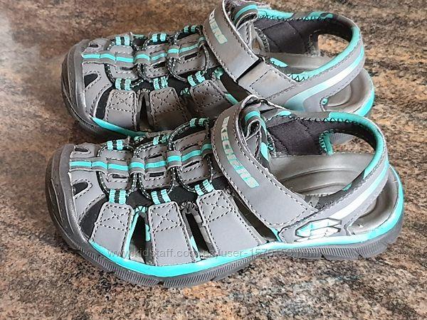 Закрытые сандалии Skechers, оригинал
