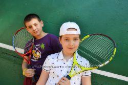 Большой теннис в Полтаве