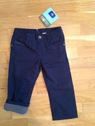 Штани, брюки  lupilu на термопідкладці , 86см