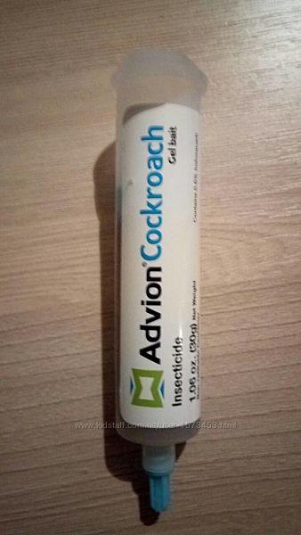 Яд от тараканов, средство Dupont Advion Gel Америка. Очень эффективное