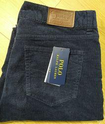 Вельветовые брюки Ralph Lauren  Оригинал