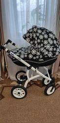 Детская коляска 2 в 1 ADAMEX YORK