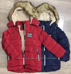 Куртка зимняя 8лет, 12лет, 14лет, 16лет