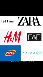 Выкуп Primark, HM, Zara, Pepco, F&F, Next