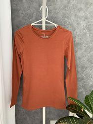 Женская футболка с длинным рукавом primark, англия.