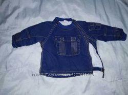 Демисезонная куртка - косуха