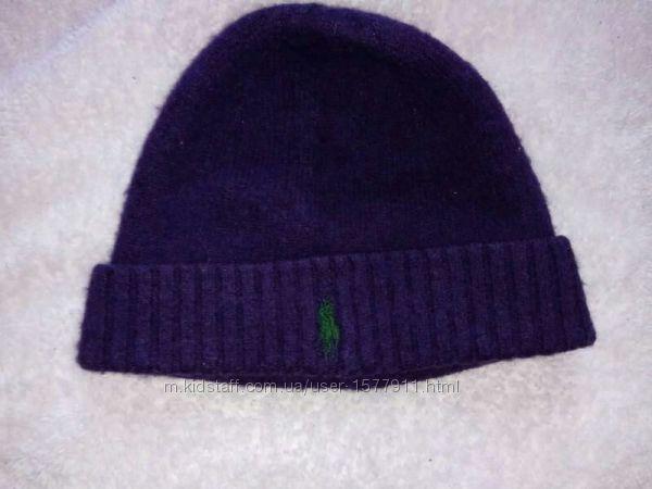 Шерстяная шапка на 1-2 года  Polo Ralph Lauren
