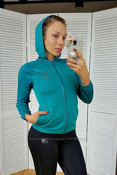 Спортивная кофта с капюшоном на молнии messi climalite оригинал Adidas