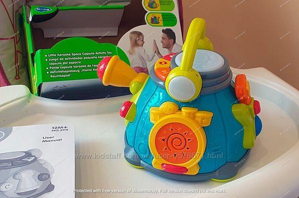 Игровой центр с караоке для детей, развивающая игрушка