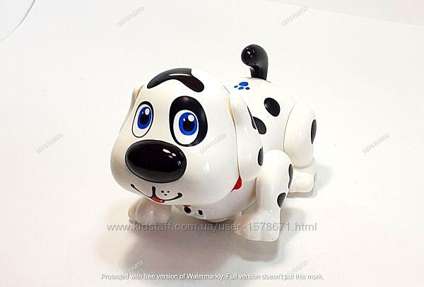 Интерактивная собака, сенсорная. Танцует, говорит. Рус яз. Play Smart