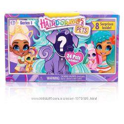 В наличии Hairdorables Pets Хэродораблс Петс питомцы для кукол