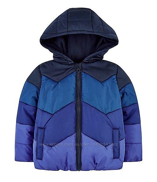 Mothercare куртка флис 8-9л