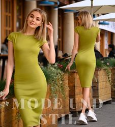 Сукня 40-52рр класика міді ассортимет кольорів