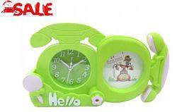 Детские настольные часы Бутылочка