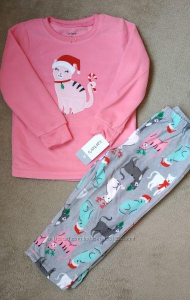 Флисовая пижамa Carter&acutes Carters 2T