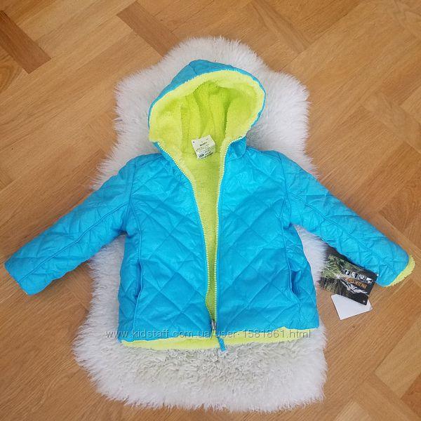 Курточка для дівчинки ТМ Pacific Trail, оригінал, демісезон, весна осінь