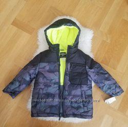 Куртка ТМ OshKosh, оригінал, куплено в США, зима - єврозима