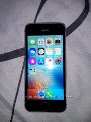 IPhone 5s 64gb Grey рабочий, icloude чистый