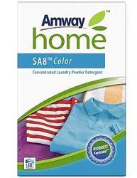 Концентрированный порошок для стирки цветных тканей AMWAY HOME  SA8 Color