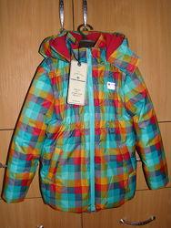 Куртка детская зимняя демисезон новая